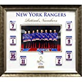 Steiner Sports NHL New York Rangers Retired Numbers Framed 20x24 Collage