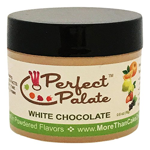 More Than Cake Perfect Palate White Chocolate Powdered Flavor 16g