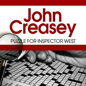 Puzzle for Inspector West Audiobook