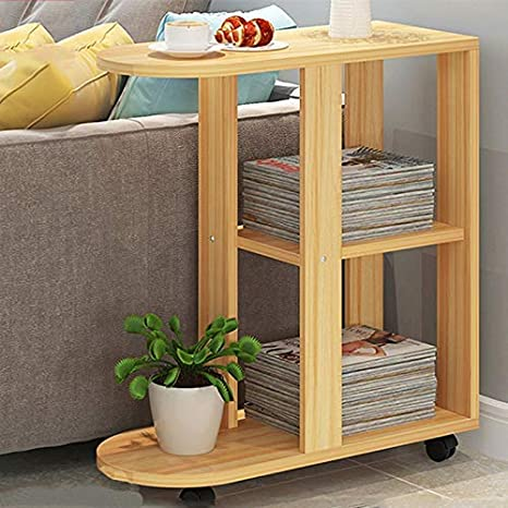 AFDK Mesita de noche Mesa de centro Pequeña mesa Mini mueble ...