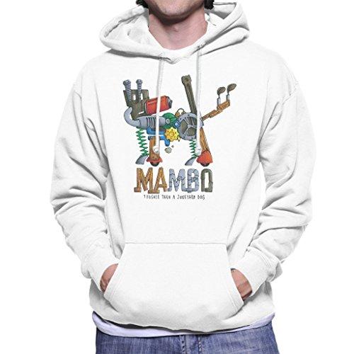 Mambo Junk Yard Dog Men's Hooded Sweatshirt -