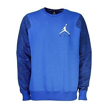 Nike Jordan Elefante Polar De Hombres Del Equipo Sudadera talla: Grande (L): Amazon.es: Deportes y aire libre