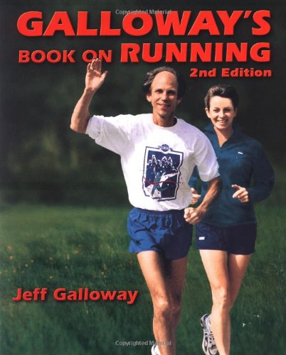 Galloways Book Running Jeff Galloway product image