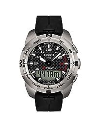 Tissot Men's T0134204720200 T-Touch Expert Watch