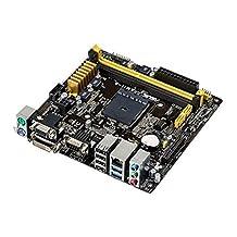 ASUS Mini ITX DDR3 1600 Motherboard AM1I-A