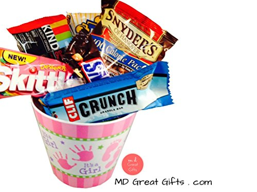 """IT'S A GIRL"" Gift Basket 