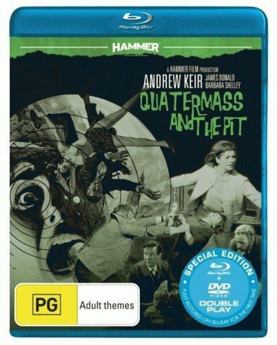Hammer Horror-Quatermass & the Pit / [Blu-ray]