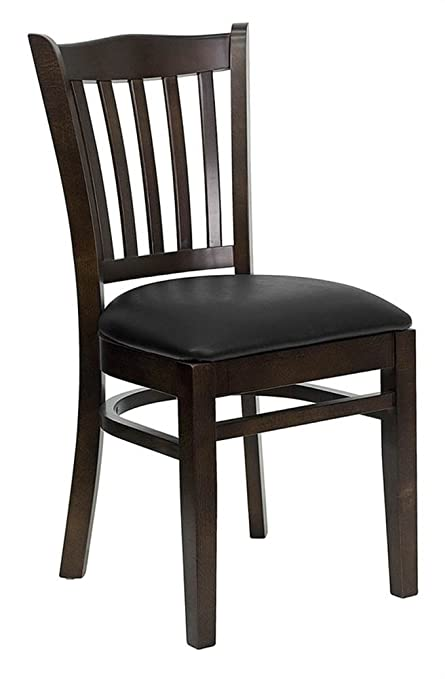 Etonnant Flash Furniture Hercules Heavy Duty Restaurant Chair W Vertical Back   Set  Of 2