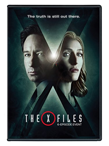 DVD : X-Files: The Event Series (2016)