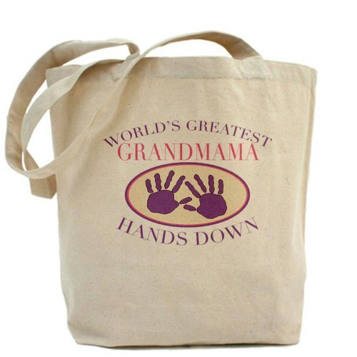 Best Grandmama Hands Down borsa tote bag by Cafepress by Cafepress