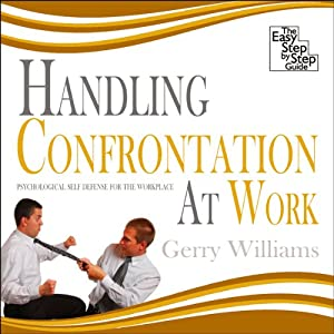 Handling Confrontation at Work Audiobook