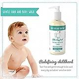Baby : Gentle Baby Shampoo and Body Wash Sensitive Skin - Natural & Organic Baby Shampoo Ingredients – Calming Lavender & Chamomile - Paraben Free, Phthalate Free, Sulfate Free Shampoo & Body Wash