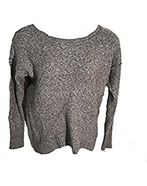 Calvin Klein Womens Grey Sweater, X-Large