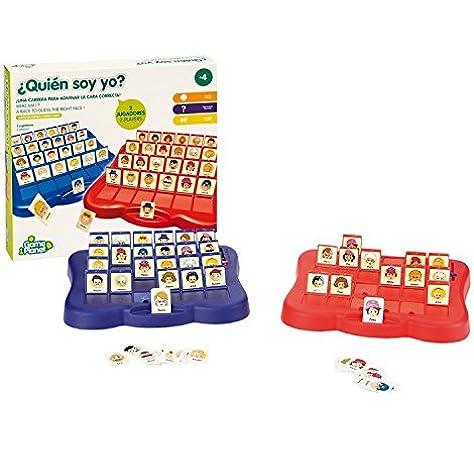 Game Planet - ¿quien soy yo? juego de mesa, talla pequeña: Amazon.es: Juguetes y juegos