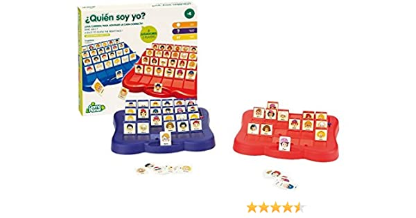 Game Planet - ¿quien soy yo? juego de mesa, talla pequeña: Amazon ...