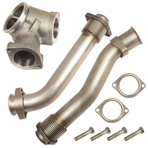 Turbocharger Bd Diesel (BD Diesel 1043900 Turbo Up Pipe Kit)