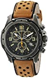 Best Field Watches - Timex Men's TW4B01500 Expedition Sierra Tan/Black Leather Strap Review