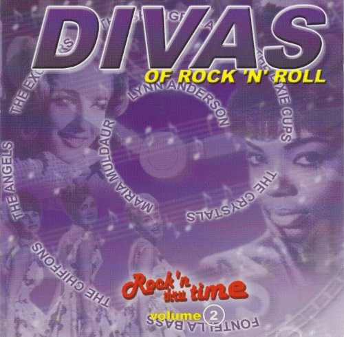Price comparison product image Rock'n Thru Time Volume 2: Divas of Rock 'N' Roll