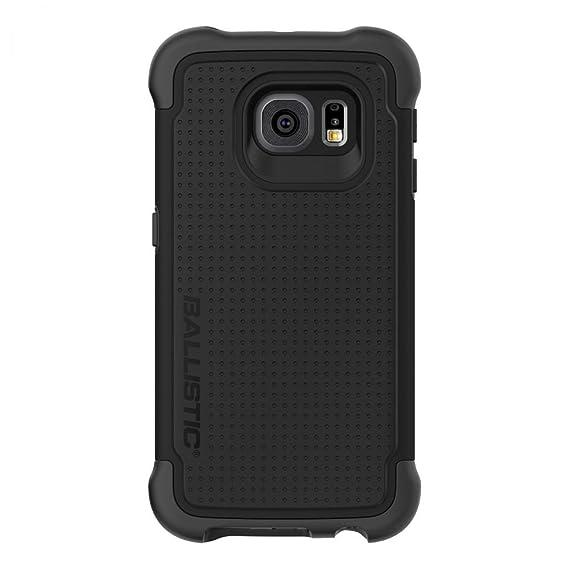 amazon com ballistic, galaxy s6 case edge plus [tough jacket] six