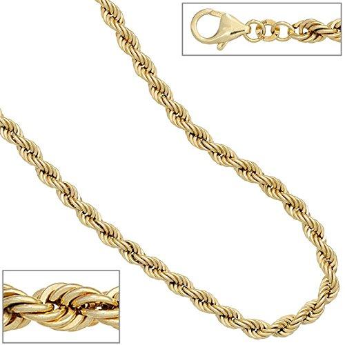 Emall supply kordelarmband old 4,9 mm en or 585 goldarmband 19 cm