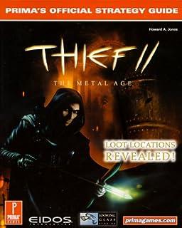 thief deadly shadows prima s official strategy guide dan irish rh amazon com thief prima official game guide Sims 3 Prima Guide