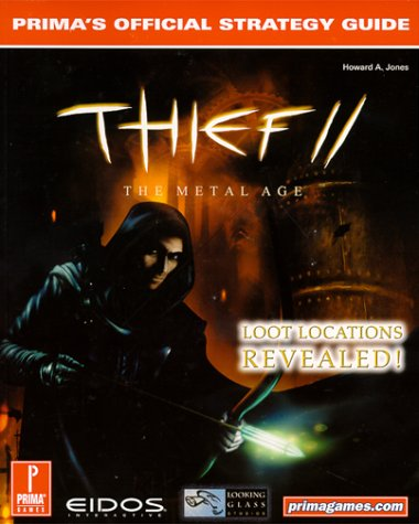 Download Thief II: Prima's Official Strategy Guide PDF