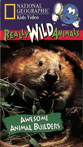 national-geographics-really-wild-animals-awesome-animal-builders-vhs