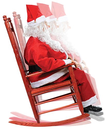 CHRISTMAS TALKING REALISTIC LIFESIZE ANIMATED ROCKIN SANTA CLAUS by Unknown (Image #2)