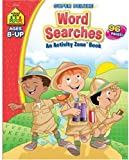Word Search Activity Zone Super Deluxe, School Zone, 1601591683