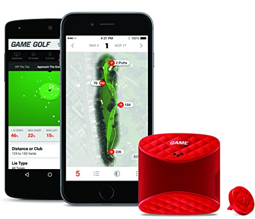 GAME-GOLF-Live-Tracking-System