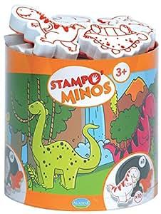 Aladine - Stampo Minos, diseño dinosaurios (ALTP85123)