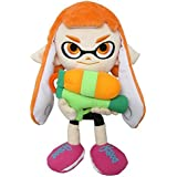 Splatoon Splatoon spline shooter Girl A (S) stuffed height 26cm SP01