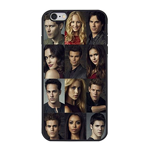The Vampire Diaries Case for Iphone 6 Plus, The Vampire Diaries Iphone 6 Plus/6s Plus 5.5 Inches TPU Case