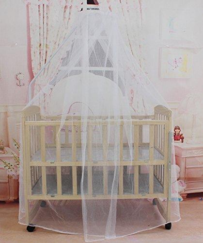 Gurteen Summer Baby Mosquito Net Baby Toddler Bed Crib Canop