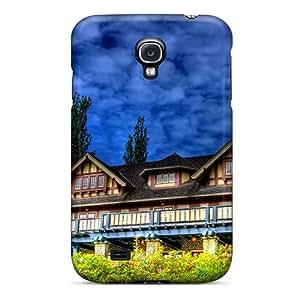 VkC4967BCjf RomeoJr Home Sweet Home Durable Galaxy S4 Tpu Flexible Soft Case