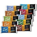 Zing Bars, Mixed Case Variety Pack, 12 Bars