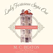 Lady Fortescue Steps Out: The Poor Relation Series, Book 1 | M. C. Beaton writing as Marion Chesney