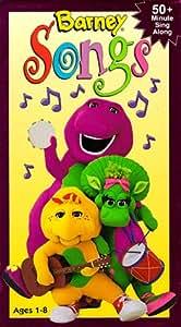 Amazon Com Barney Songs Vhs Bob West Julie Johnson