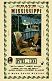 Front cover for the book Death on the Mississippi by Peter J. Heck