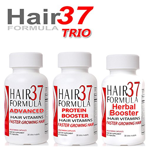 Hair Formula 37 TRIO Exclusively product image