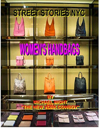 Street Stories NYC Women's Handbags