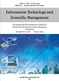 Proceedings of 2010 International Conference on Information Technology and Scientific Management, , 1935068407