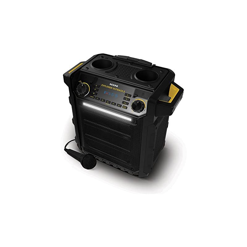 Ion Explorer Outback 2 Bluetooth Water R