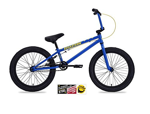 EASTERN LOWDOWN BMX BIKE 2017 BICYCLE BLUE