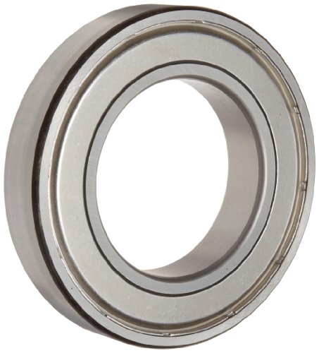 Timken 206KDD Ball Bearing, Double Shielded, No Snap Ring, Metric, 30 mm ID, 62 mm OD, 16 mm Width, Max RPM, 2550 lbs Static Load Capacity, 5000 lbs Dynamic Load Capacity