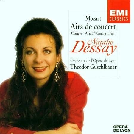 Natalie Dessay - Mozart Konzertarien