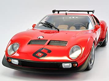 1 18 Lamborghini Jota Svr Circuit Wolf Amazon Co Uk Toys Games