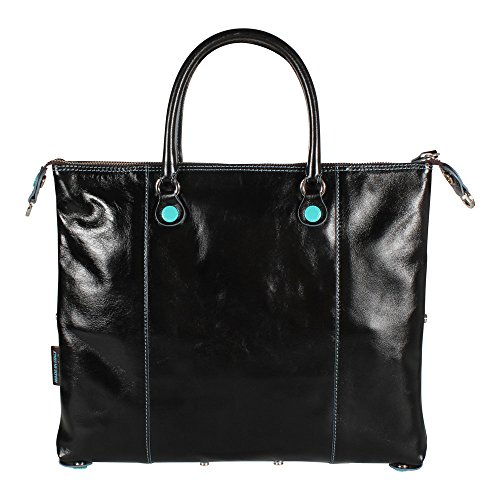 Gabs Donna borsa G3 Transformable Tg. M shiny nera