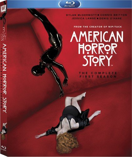 American Horror Story [Blu-ray] (Sous-titres français) Jessica Lange Evan Peters Dylan McDermott Kate Mara