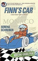 Finn's Car: a kart racer spies a chance (Finn's Fast Books Book 2)
